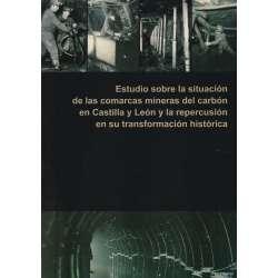 Estudio sobre la situación de las comarcas mineras del carbón en Castilla y León y la repercusión en su transformación histórica