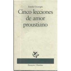 CINCO LECCIONES DE AMOR PROUSTIANO
