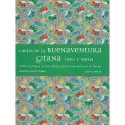 Cartas de la Buenaventura gitana. Libro y baraja