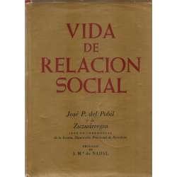 VIDA DE RELACIÓN SOCIAL.