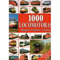 1000 Locomotoras. Historia, clásicos, técnica