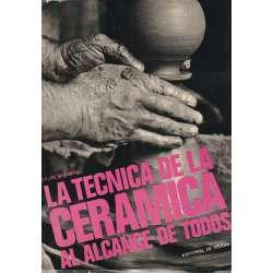 LA TÉCNICA DE LA CERÁMICA AL ALCANCE DE TODOS.
