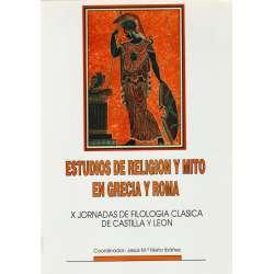 Estudios de religión y mito en Grecia y Roma