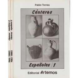 Cántaros españoles. 3 tomos
