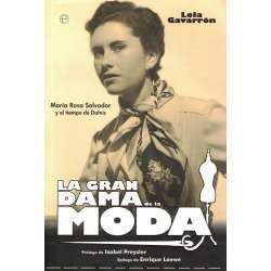 La gran dama de la moda. María Rosa Salvador y el tiempo de Dafnis