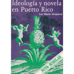 Ideología y novela en Puerto Rico