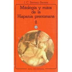 Mitología y mitos de la Hispania Prerromana