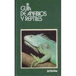 Guía de anfibios y reptiles