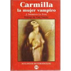 CARMILLA, LA MUJER VAMPIRO