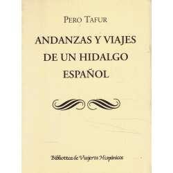 Andanzas y viajes de un hidalgo español