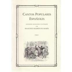 CANTOS POPULARES ESPAÑOLES.