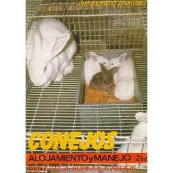 Conejos. Alojamiento y manejo