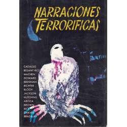 Narraciones terroríficas (sexta selección)