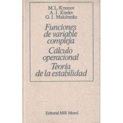 FUNCIONES DE VARIABLE COMPLEJA.