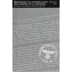 Heidegger. La introducción del nazismo en la filosofía. En torno a los seminarios inéditos de 1933-1935