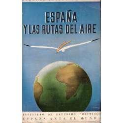 ESPAÑA Y LAS RUTAS DEL AIRE