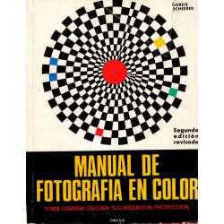MANUAL DE FOTOGRAFÍA EN COLOR.