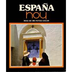 ESPAÑA HOY Mas de 285 fotos en color.
