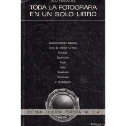 Toda la fotografía en un solo libro