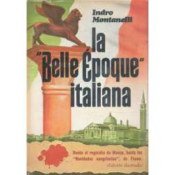 La belle époque italiana 1900-1920