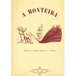 A Monteira. Somario de intreses rexionales e literatura (1899 - 1989)
