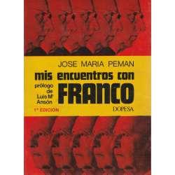 Mis encuentros con Franco