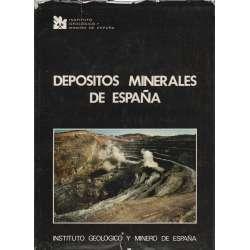 Depósitos minerales de España