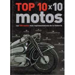 Top 10x10 motos. Las 100 motos más representativas de la historia