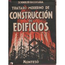 TRATADO MODERNO DE CONSTRUCCIÓN DE EDIFICIOS