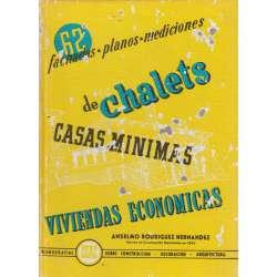 62 PROYECTOS DE CHALETS.