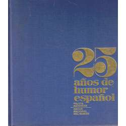 25 años de humor español