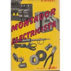 RECETARIO MODERNO DEL MONTADOR ELECTRICISTA.