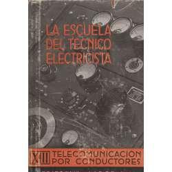 TELECOMUNICACIÓN POR CONDUCTORES. Instalaciones de señales, telegrafía y telefonía con conductores.