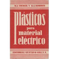 PLÁSTICOS PARA MATERIAL ELÉCTRICO.