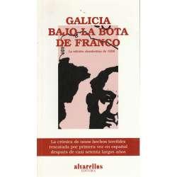 Galicia bajo la bota de Franco. La edición clandestina de 1938
