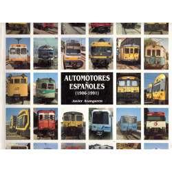 Automotores españoles (1906-1991)