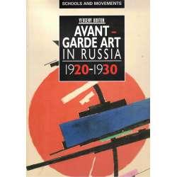 Avant Garde Arde in Russia 1920-1930