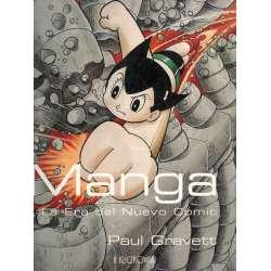 Manga. La Era del Nuevo Cómic