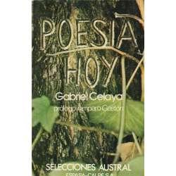 Poesía, hoy (1968-1979)