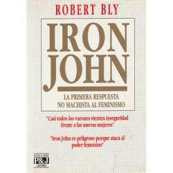 Iron john. La primera respuesta no machista al feminismo