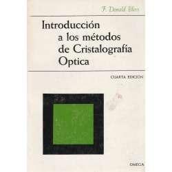 INTRODUCCIÓN A LOS MÉTODOS DE CRISTALOGRAFÍA OPTICA.