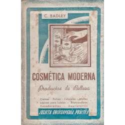 Cosmética moderna. Productos de belleza