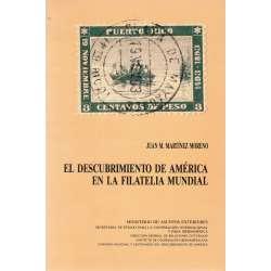 EL DESCUBRIMIENTO DE AMÉRICA EN LA FILATELIA MUNDIAL.