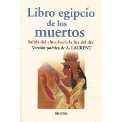 EL LIBRO EGIPCIO DE LOS MUERTOS.