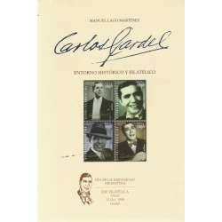 Carlos Gardel. Entorno histórico y filatélico