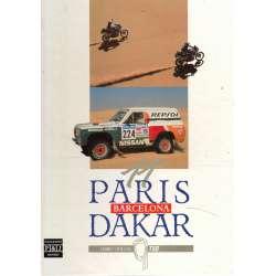 11º París Dakar. Barcelona. Libro Oficial TSO