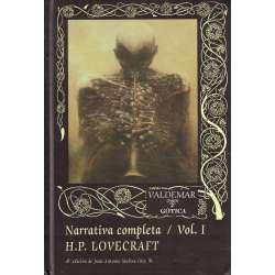 Narrativa completa. H. P. Lovecraft. 3 tomos