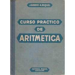 CURSO DE ARITMÉTICA.