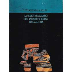 LA TIENDA DEL ALFARERO DEL YACIMIENTO IBERICO DE LA ALCUDIA.