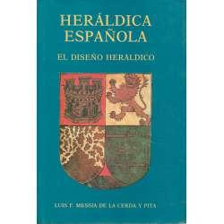HERÁLDICA ESPAÑOLA. El diseño heráldico.